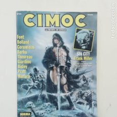 Cómics: CIMOC. Lote 234698410
