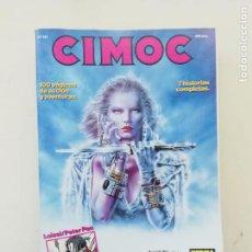 Cómics: CIMOC. Lote 234698515