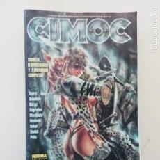 Cómics: CIMOC. Lote 234698595