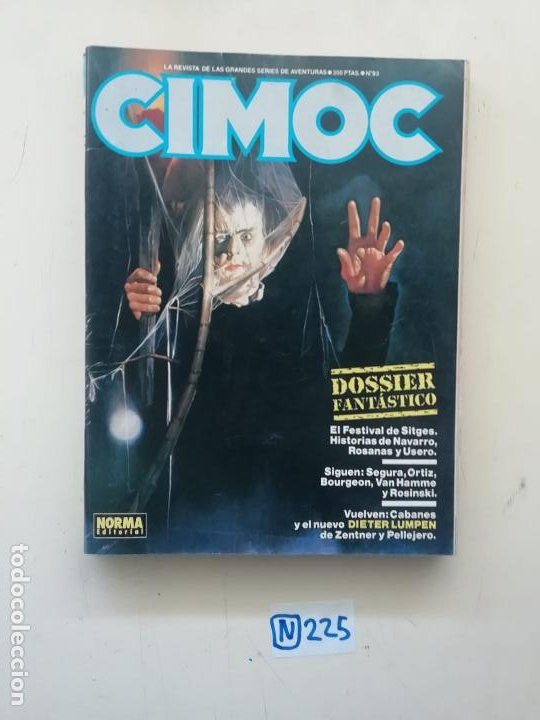 CIMOC (Tebeos y Comics - Norma - Cimoc)