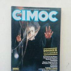 Cómics: CIMOC. Lote 234698665