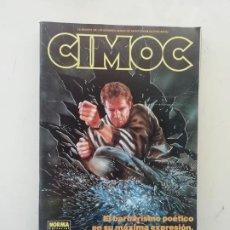 Cómics: CIMOC. Lote 234698700