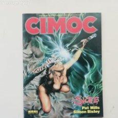 Cómics: CIMOC. Lote 234698870