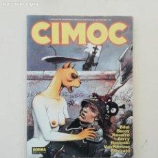 Cómics: CIMOC. Lote 234698890