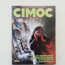 Cómics: CIMOC. Lote 234698920