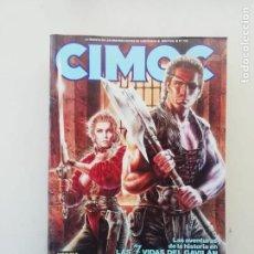 Cómics: CIMOC. Lote 234699125