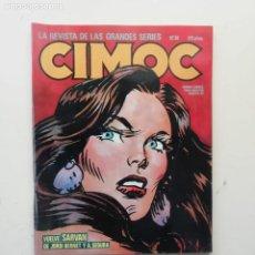Cómics: CIMOC. Lote 234700410