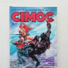 Cómics: CIMOC. Lote 234700450