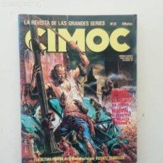 Cómics: CIMOC. Lote 234700515