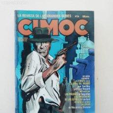 Cómics: CIMOC. Lote 234700535