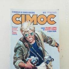 Cómics: CIMOC. Lote 234700880