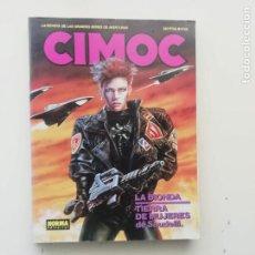 Cómics: CIMOC. Lote 234700985