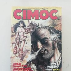 Cómics: CIMOC. Lote 234701020