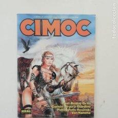 Cómics: CIMOC. Lote 234701055