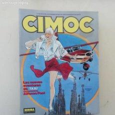 Cómics: CIMOC. Lote 234701120