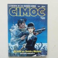 Cómics: CIMOC. Lote 234701830