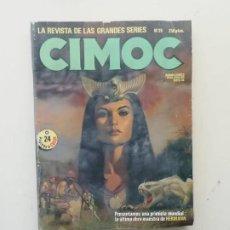 Cómics: CIMOC. Lote 234701855