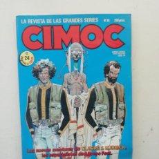 Cómics: CIMOC. Lote 234701875