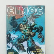 Cómics: CIMOC. Lote 234701915