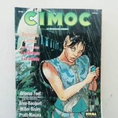 Cómics: CIMOC. Lote 234701945