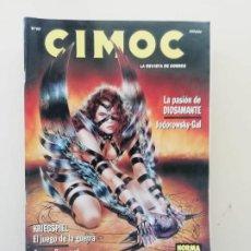 Cómics: CIMOC. Lote 234701980