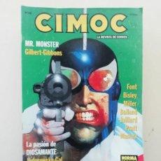 Cómics: CIMOC. Lote 234701990