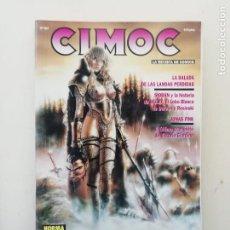 Cómics: CIMOC. Lote 234702065