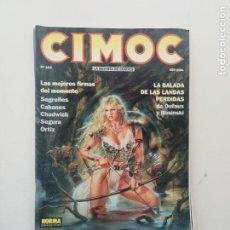 Cómics: CIMOC. Lote 234702120