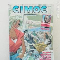 Cómics: CIMOC. Lote 234702155