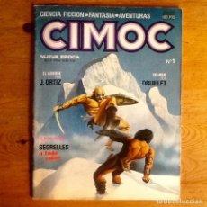 Cómics: COLECCION CIMOC (DEL Nº 1 HASTA Nº 70 + Nº78 & Nº79). Lote 234716790
