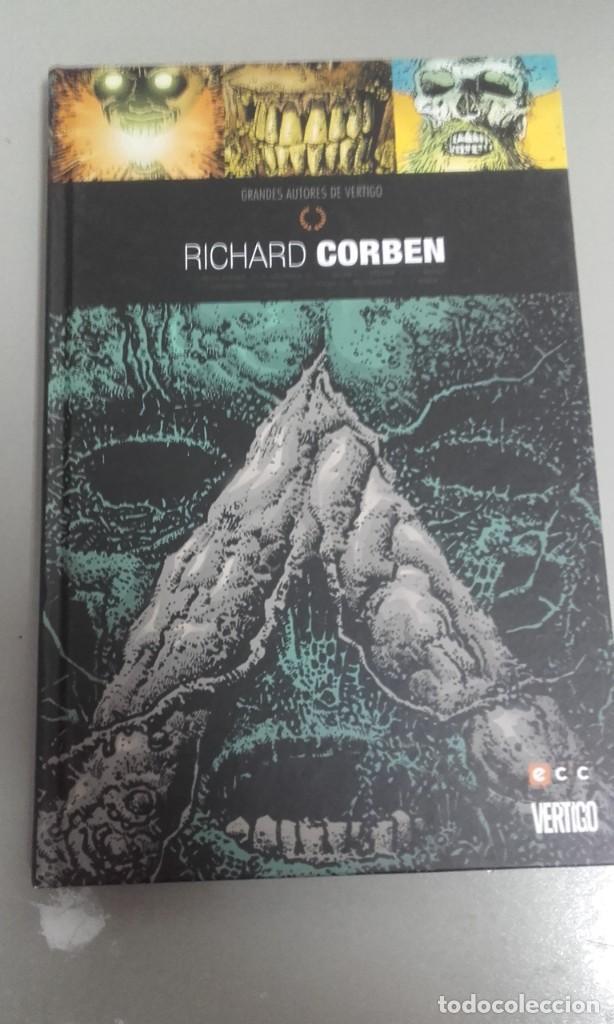 X CORBEN. GRANDES AUTORES DE VERTIGO (ECC COMICS) (Tebeos y Comics - Norma - Comic USA)