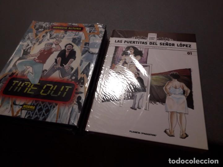 COLECCIÓN HORACIO ALTUNA 6 (ALBUMES NORMA EDITORIAL) Y COLECCIÓN TRILLO/ALTUNA 4 ALBUMES PLANETA) (Tebeos y Comics - Norma - Otros)