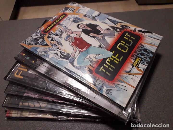 Cómics: Colección Horacio Altuna 6 (Albumes Norma Editorial) y Colección Trillo/Altuna 4 Albumes Planeta) - Foto 5 - 234900215