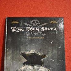 Cómics: LONG JOHN SILVER DE XAVIER DORISON Y MATHIEU LAUFFRAY. Lote 235141570