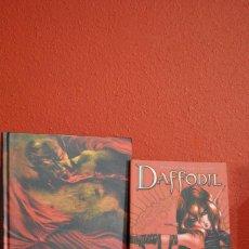 Cómics: LOTE DE 2 CÓMICS DE VAMPIROS: VAMPIROS-SABLE NOIR Y DAFFODIL. Lote 235142990