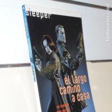 Cómics: SLEEPER Nº 4 EL LARGO CAMINO A CASA ED BRUBAKER - NORMA OFERTA. Lote 235161735