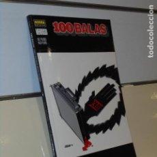 Cómics: 100 BALAS DIEZ PALMOS BAJO PLOMO BRIAN AZZARELLO Y EDUARDO RISSO - NORMA OFERTA. Lote 235163085