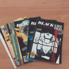 Cómics: BLACK KISS Nº 1 A 12 FALTA EL NÚMERO 3 DE HOWARD CHAYKIN. Lote 235262590