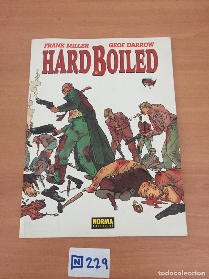 HARD BOILED - NORMA ED. - FRANK MILLER & GEOF DARROW (Tebeos y Comics - Norma - Otros)