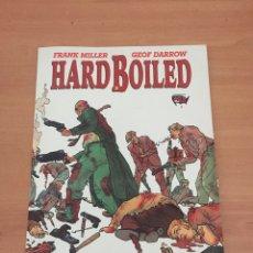 Cómics: HARD BOILED - NORMA ED. - FRANK MILLER & GEOF DARROW. Lote 235381595