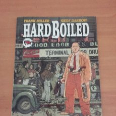 Cómics: HARD BOILED - NORMA ED. - FRANK MILLER & GEOF DARROW. Lote 235381650