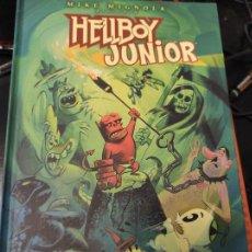Cómics: HELLBOY JUNIOR, MIKE MIGNOLA - TOMO NORMA EDITORIAL, DARK HORSE. Lote 235488740
