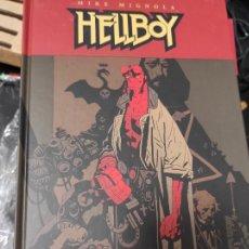 Cómics: HELLBOY - Nº 1 - SEMILLA DE DESTRUCCION - TAPA DURA - MIKE MIGNOLA - DARK HORSE / NORMA -. Lote 235488960
