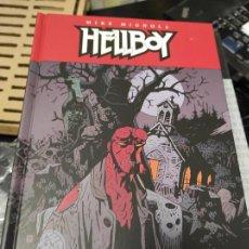 Cómics: HELLBOY EL HOMBRE RETORCIDO Y OTRAS HISTORIAS - MIKE MIGNOLA. Lote 235489855