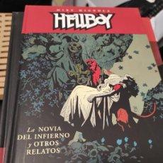 Cómics: HELLBOY 15: LA NOVIA DEL INFIERNO Y OTROS RELATOS. NORMA EDITORIAL. TAPA DURA. Lote 235490160