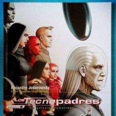 Cómics: LOS TECNOPADRES VOL. 8 - LA GALAXIA PROMETIDA (JODOROWSKY) NORMA 2006 ''EXCELENTE ESTADO''. Lote 235529840