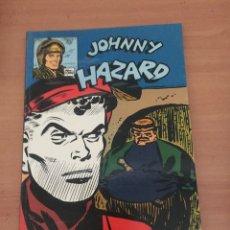 Cómics: JOHNNY HAZARD (FRANK ROBBINS) NORMA, 1984.. Lote 235596195