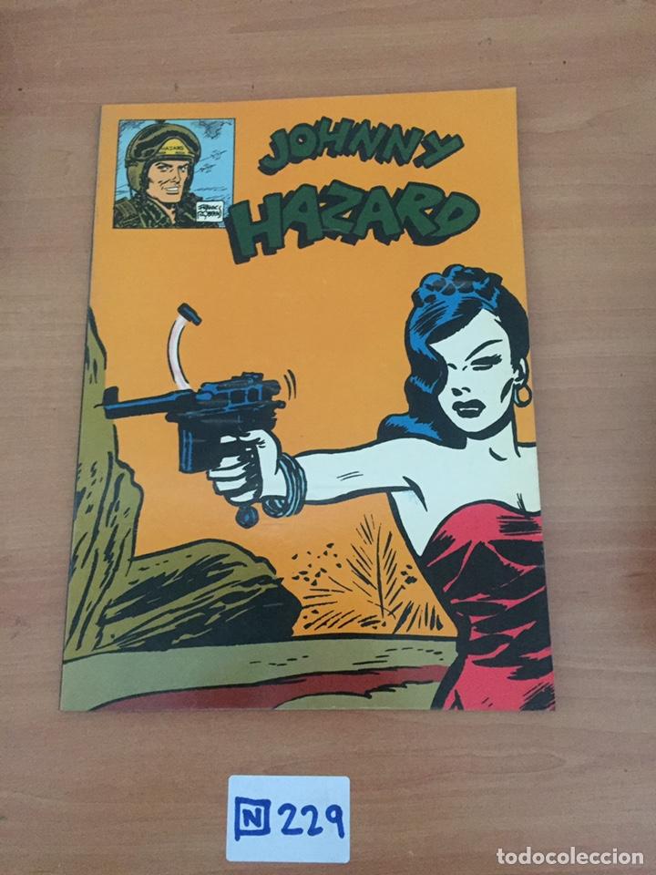 JOHNNY HAZARD (FRANK ROBBINS) NORMA, 1984. (Tebeos y Comics - Norma - Otros)