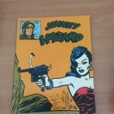 Cómics: JOHNNY HAZARD (FRANK ROBBINS) NORMA, 1984.. Lote 235596260