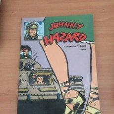 Cómics: JOHNNY HAZARD (FRANK ROBBINS) NORMA, 1984.. Lote 235596325